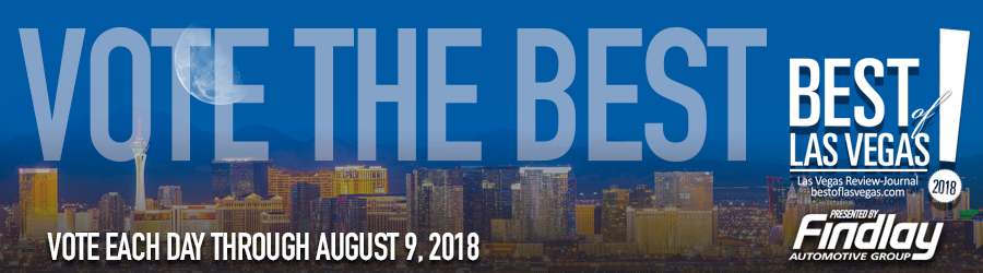 Vote the Best of Las Vegas Comedy